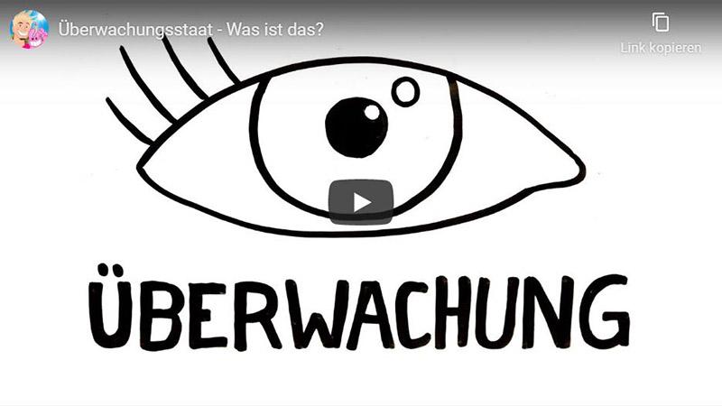 Manniac: Was ist ein Überwachungsstaat?