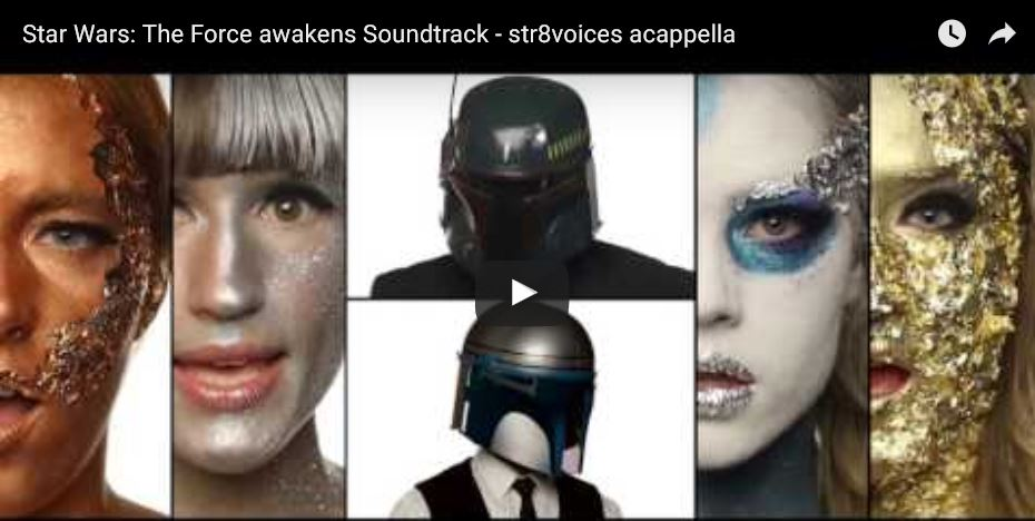 st8voices - The Force Awakens